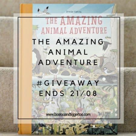 August 4 - The Amazing Animal Adventure - instagram