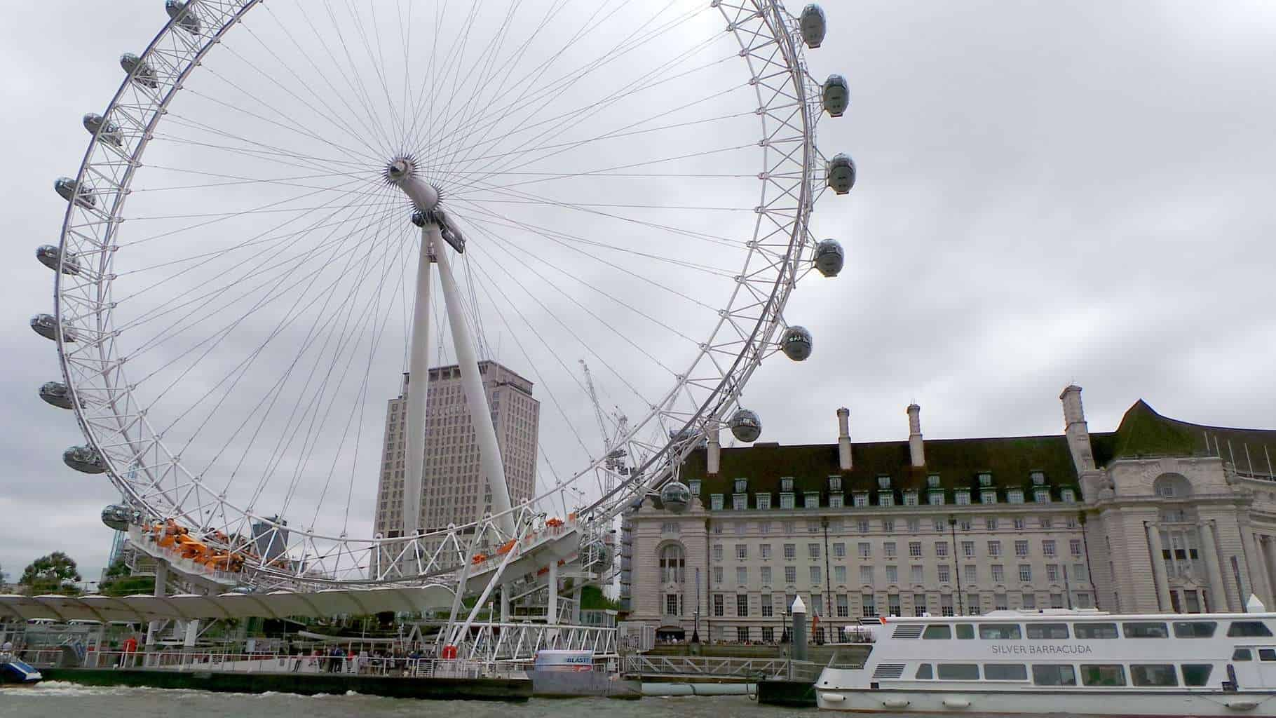 City Cruises - London Eye