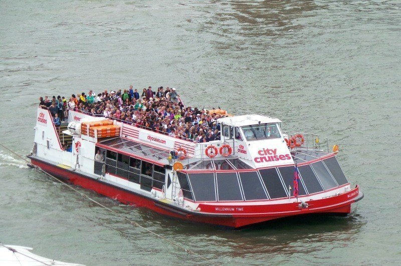 City Cruises - Millennium Time