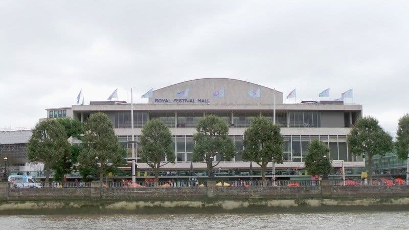 City Cruises - Royal Festival Hall