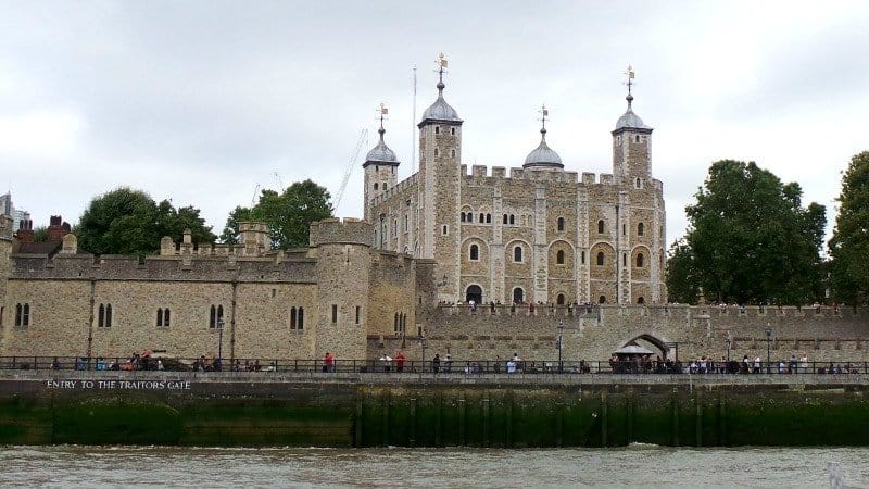 City Cruises - Tower of London
