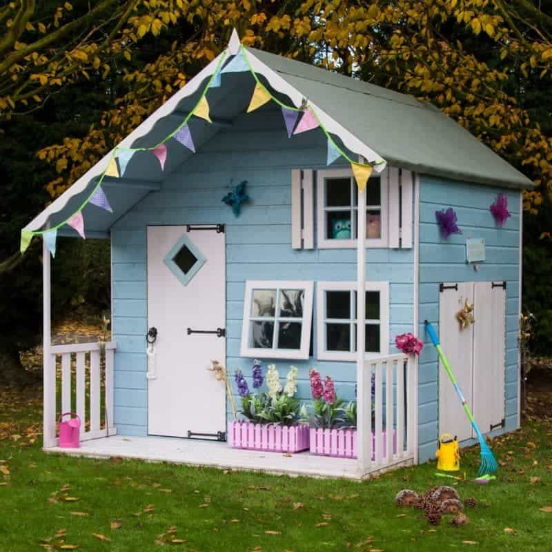 Crib 7X8 Playhouse, £643