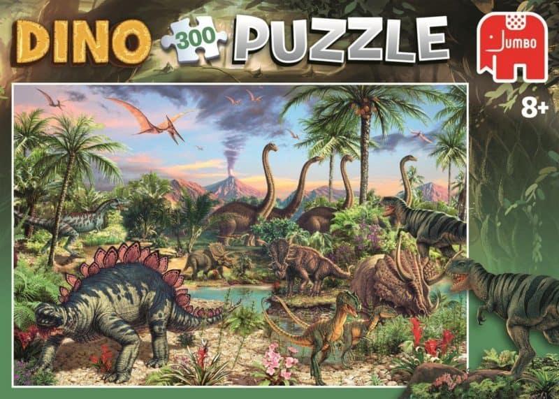 DINO Jigsaw Puzzle