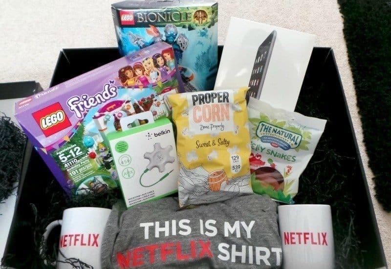 Netflix Stream Team - Welcome Gifts