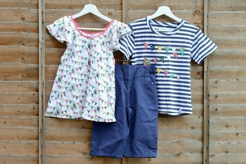 Rockin' Baby - SS16 Girls Bunting Collection