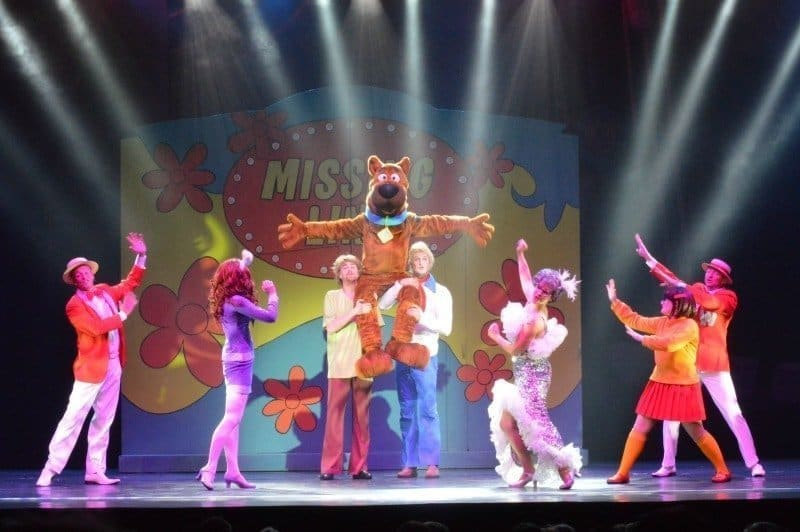 Scooby Doo Live - Finale