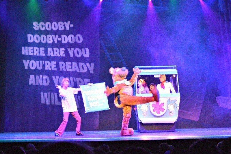 Scooby Doo Live - Scooby Doo song