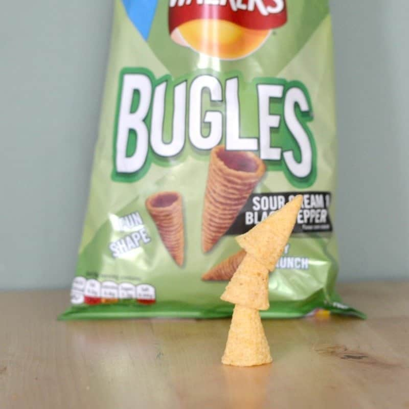 Walkers Bugles - Leaning Tower of Bugles