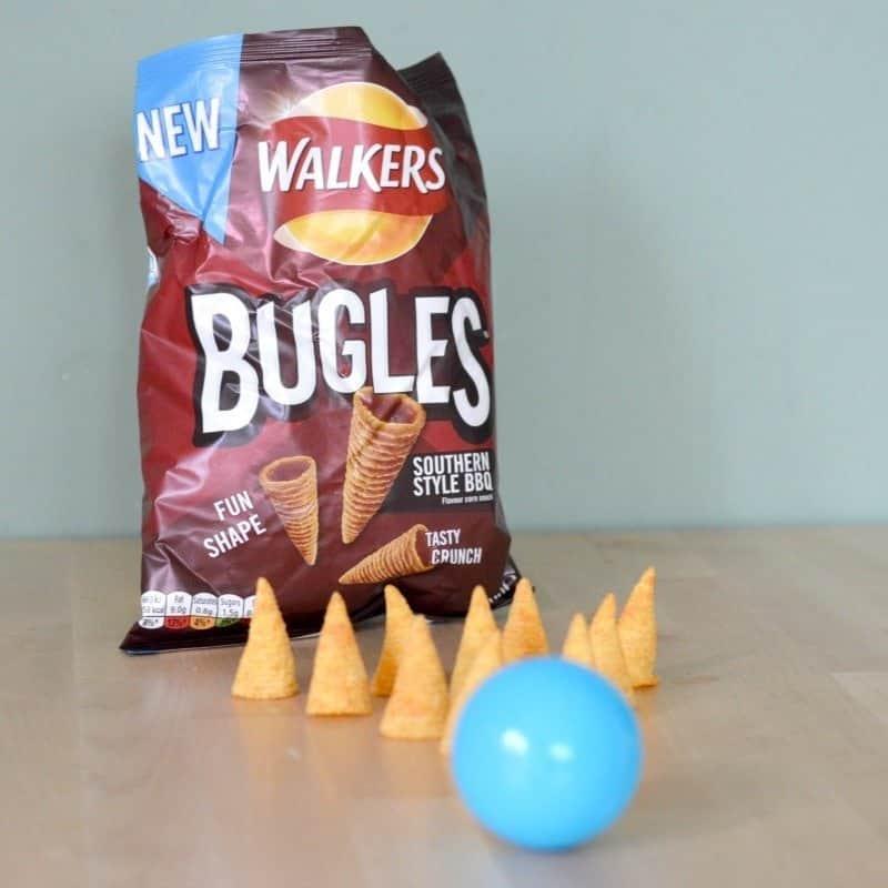 Walkers Bugles - Ten Pin Bowling