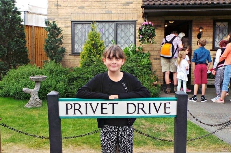 Warner Bros. Studio Tour - Privet Drive (Roo)