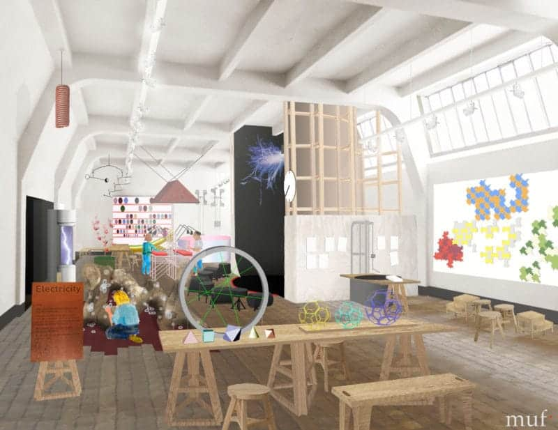 Wonderlab The Statoil Gallery 3 -® Science Museum, muf architecture art