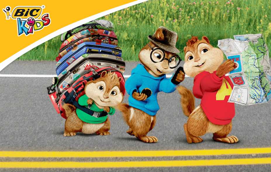 BiC Alvin and The Chipmunks Comp