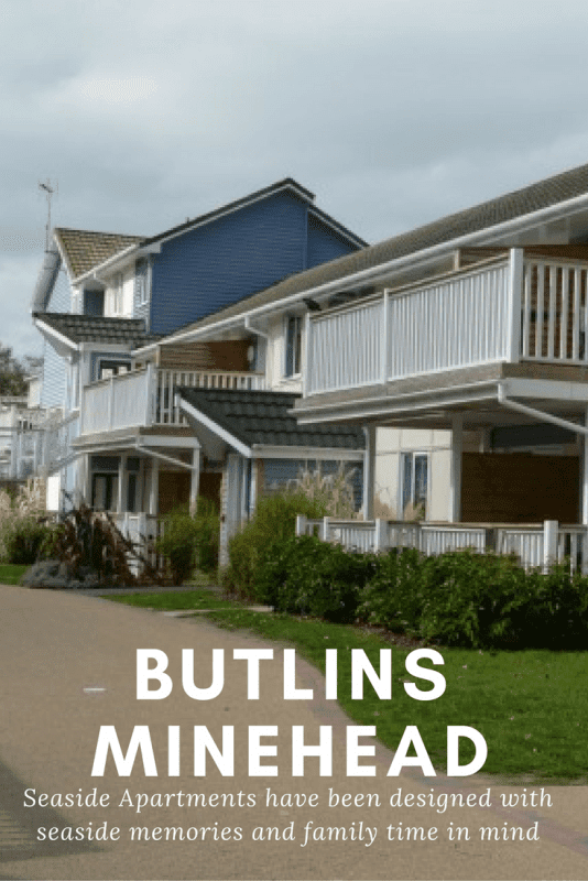 Butlins Minehead Seaside Apartments