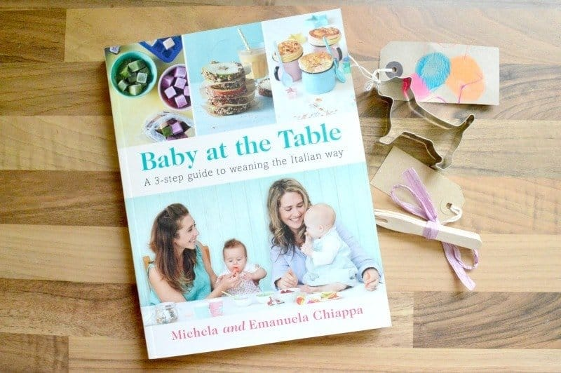 The Chiappa Sisters | Baby at the Table