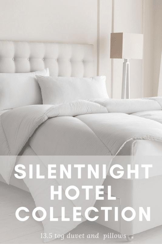 silentnight-hotel-collection-bedding-pinterest