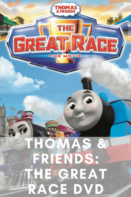 Thomas & Friends: The Great Race DVD - Pinterest