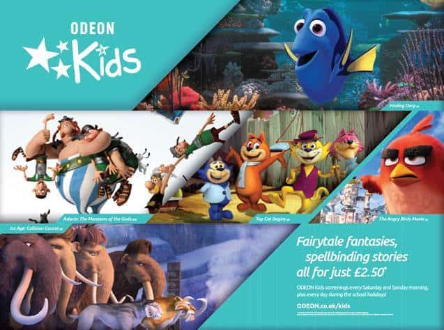 ODEON Kids Screenings