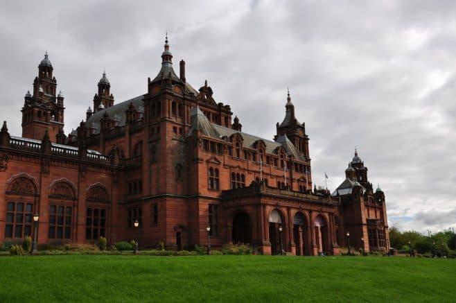 Glasgow Kelvin Grove