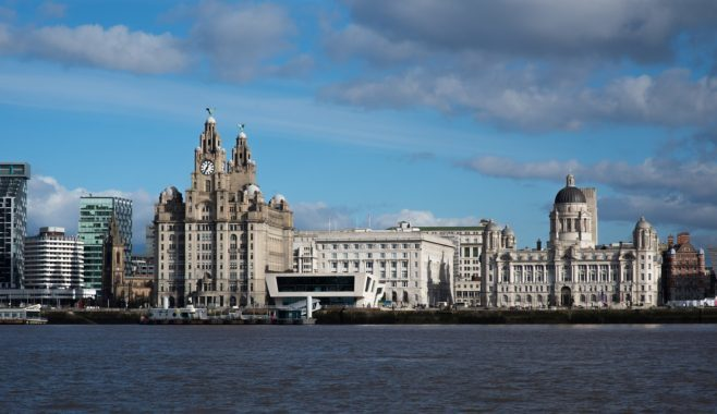 Liverpool The Liver Building