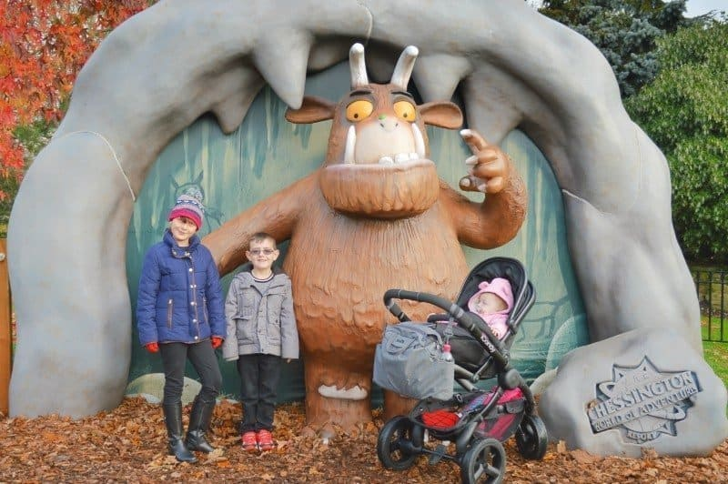 iCandy Peach All Terrain - Chessington World of Adventures