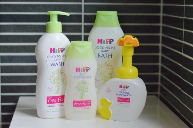HiPP Baby Care range