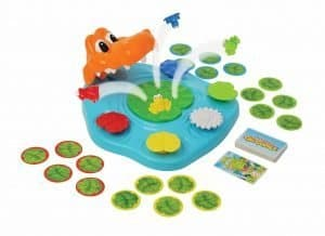 TOMY family games - Crunching Croc