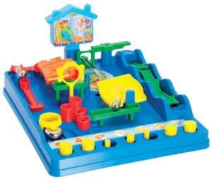 TOMY family games - Screwball Scramble