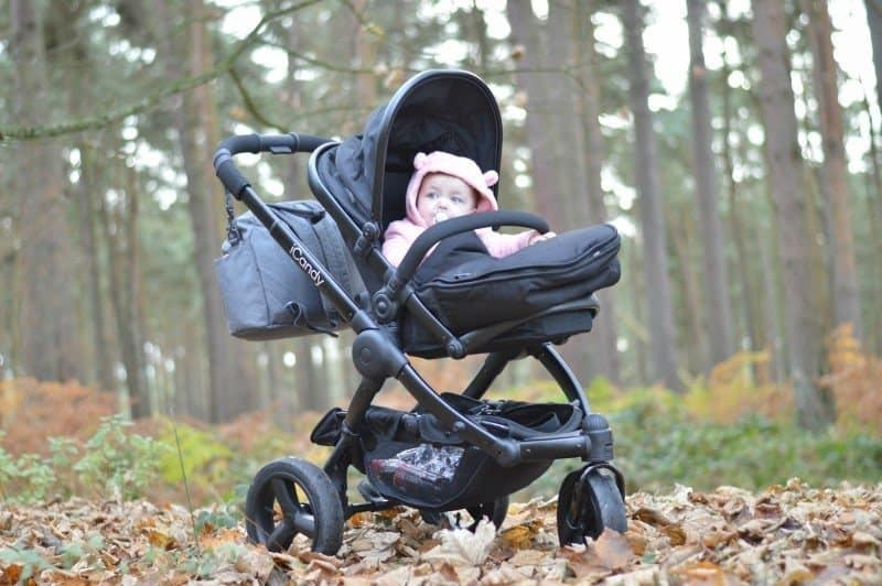 iCandy Peach All Terrain - Forest Walk
