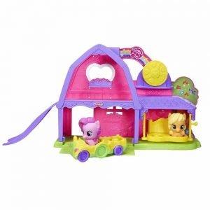 Playskool My Little Pony Friends Applejack Activity Barn