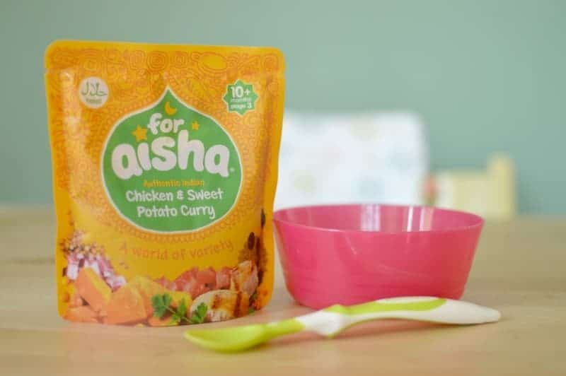 For Aisha Authentic Baby Food Pouches From Around The