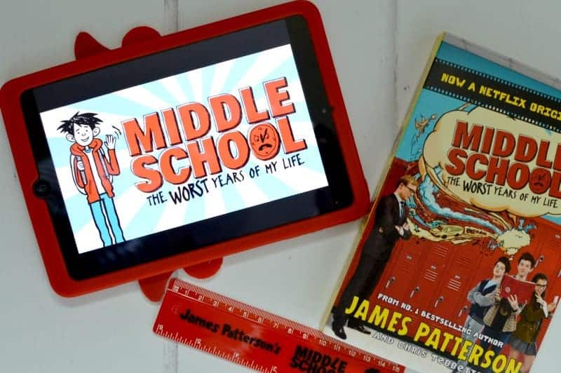 Netflix – Middle School: The WORST Years of my Life
