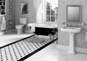 How to Create an Art Deco Bathroom