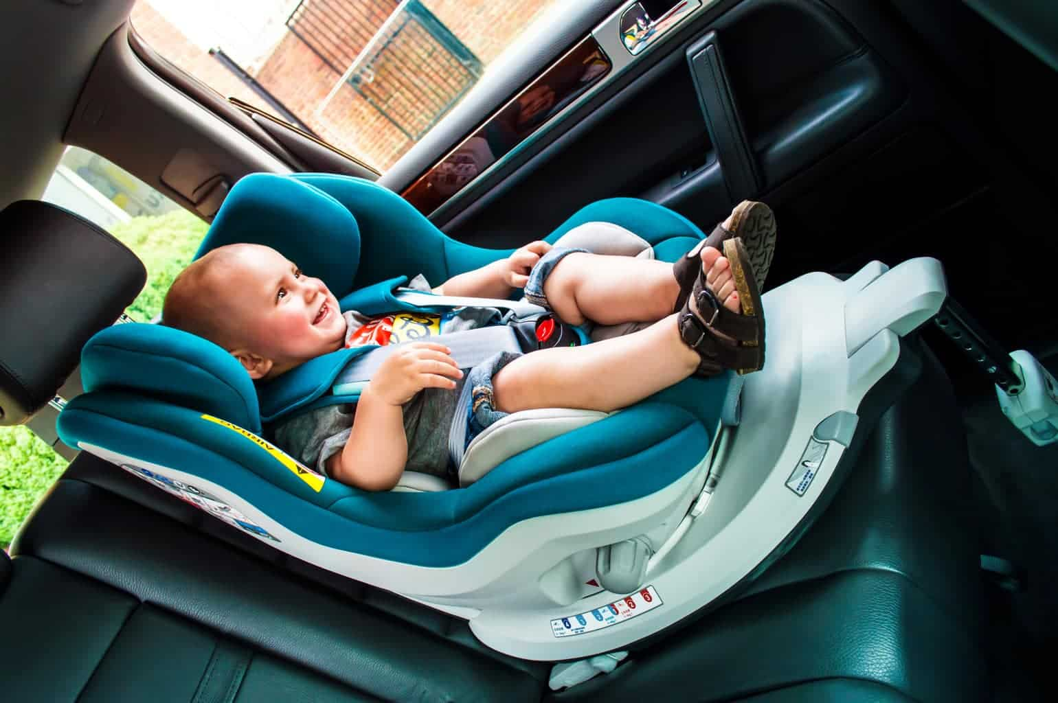 Cozy 'n' Safe MERLIN car seat