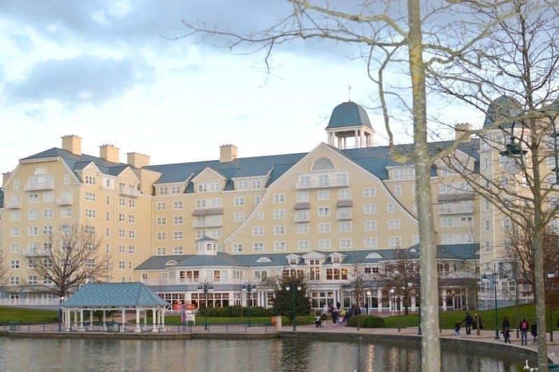 Newport Bay Club Hotel   Disneyland Paris