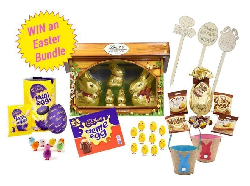 Chocolate Easter Hamper
