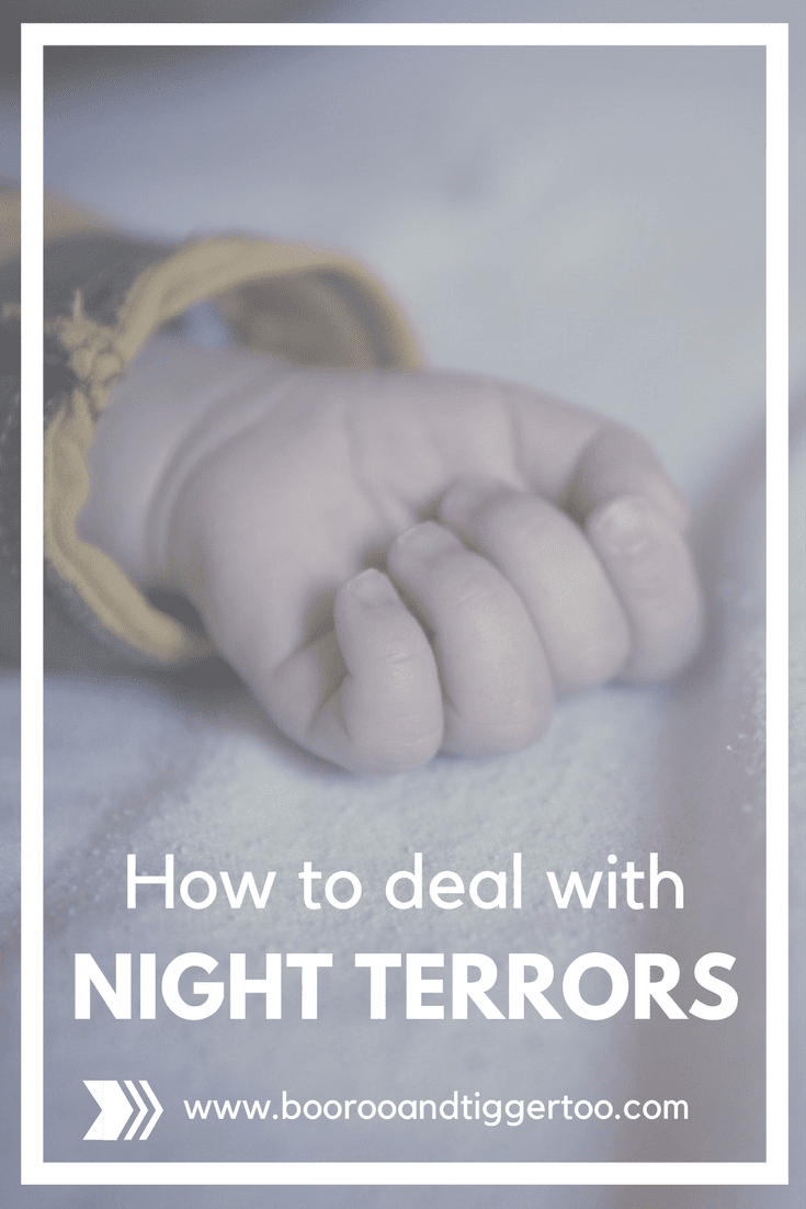 How to deal with night terrors | Boo Roo and Tigger Too