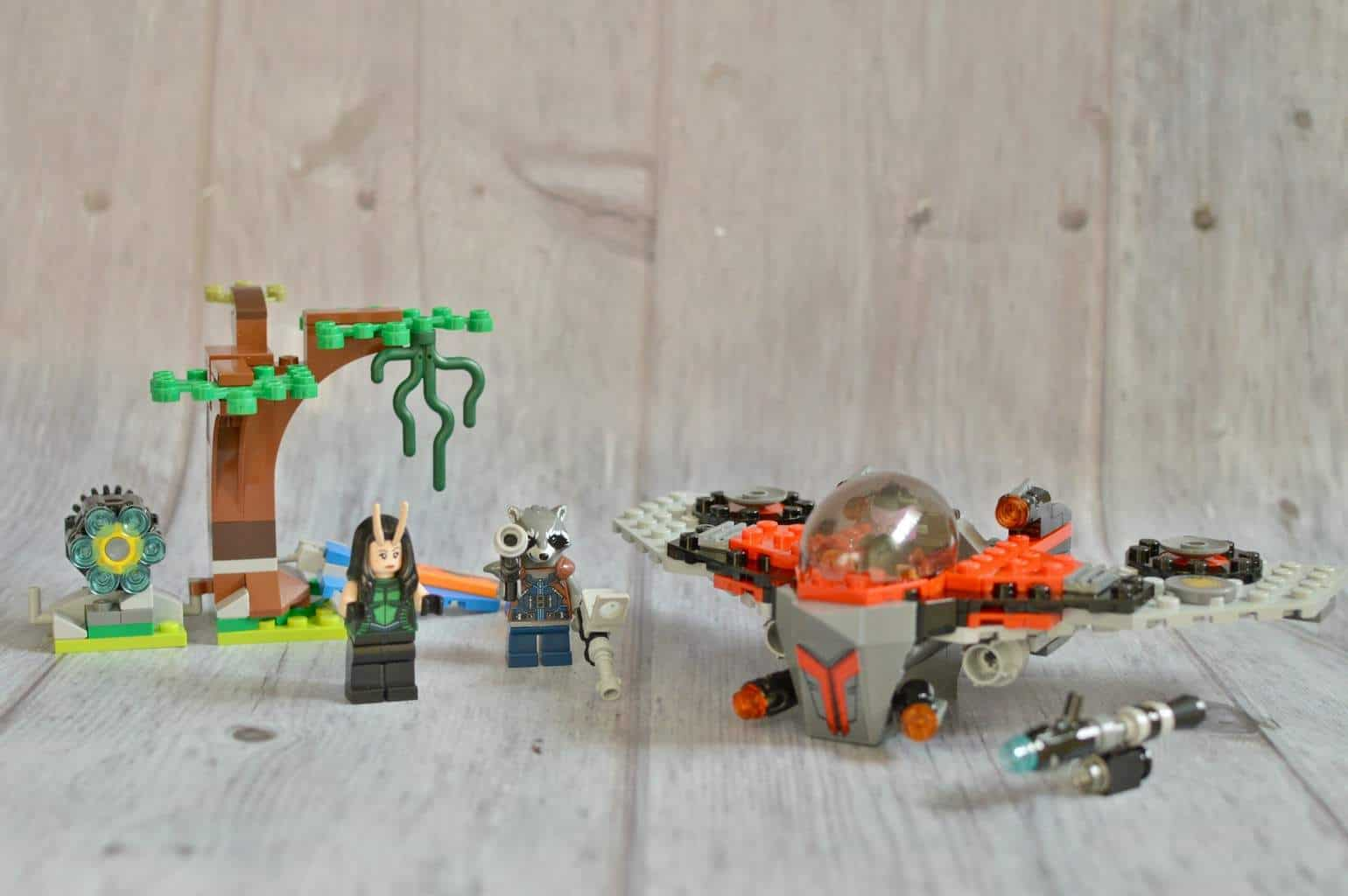 LEGO 76079 MARVEL Super Heroes: Ravager Attack