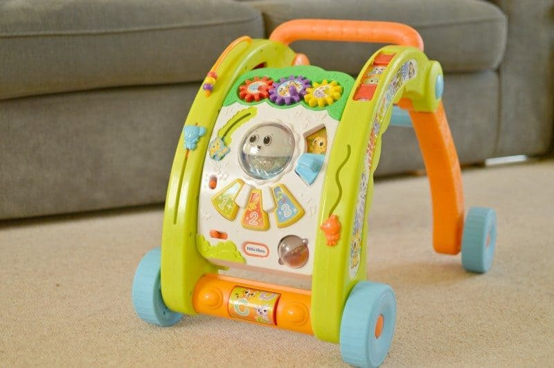 Little Tikes Light 39 N Go 3 In 1 Activity Walker Boo Roo And Tigger Too