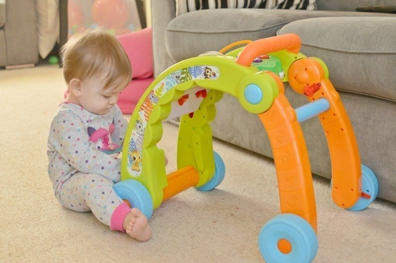 Little Tikes Light 'n Go 3-in-1 Activity Walker - Piglet