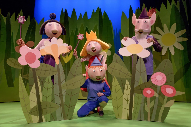 Ben & Holly's Little Kingdom Live