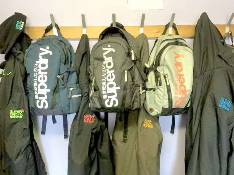 For the love of Superdry
