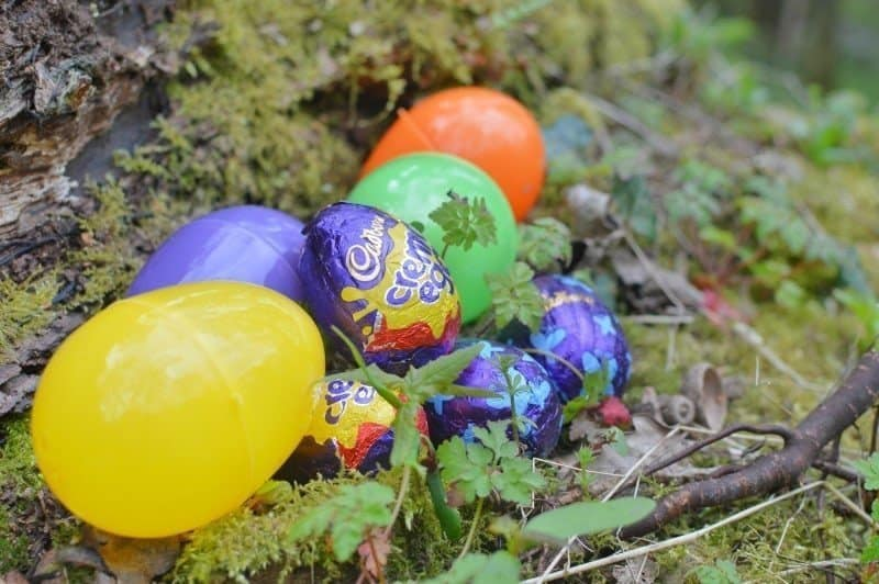 Cadbury's Great British Egg Hunt - Boo Roo and Tigger Too