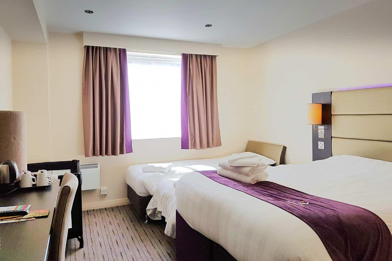 Premier Inn Carlisle M6 J42 - Family Room