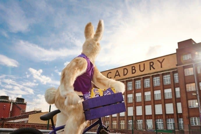 Cadbury's Great British Egg Hunt