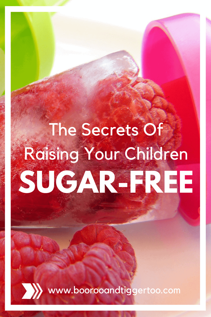 Raising Children Sugar-Free