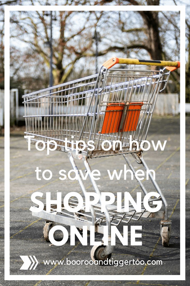 Top tips on how to save when shopping online