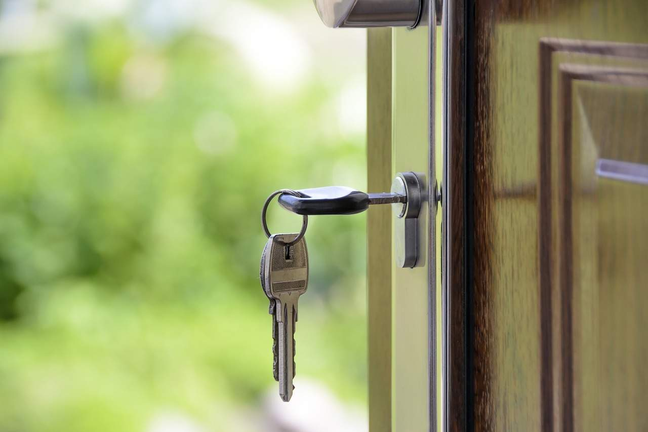 The first 5 things to do when moving into a new home