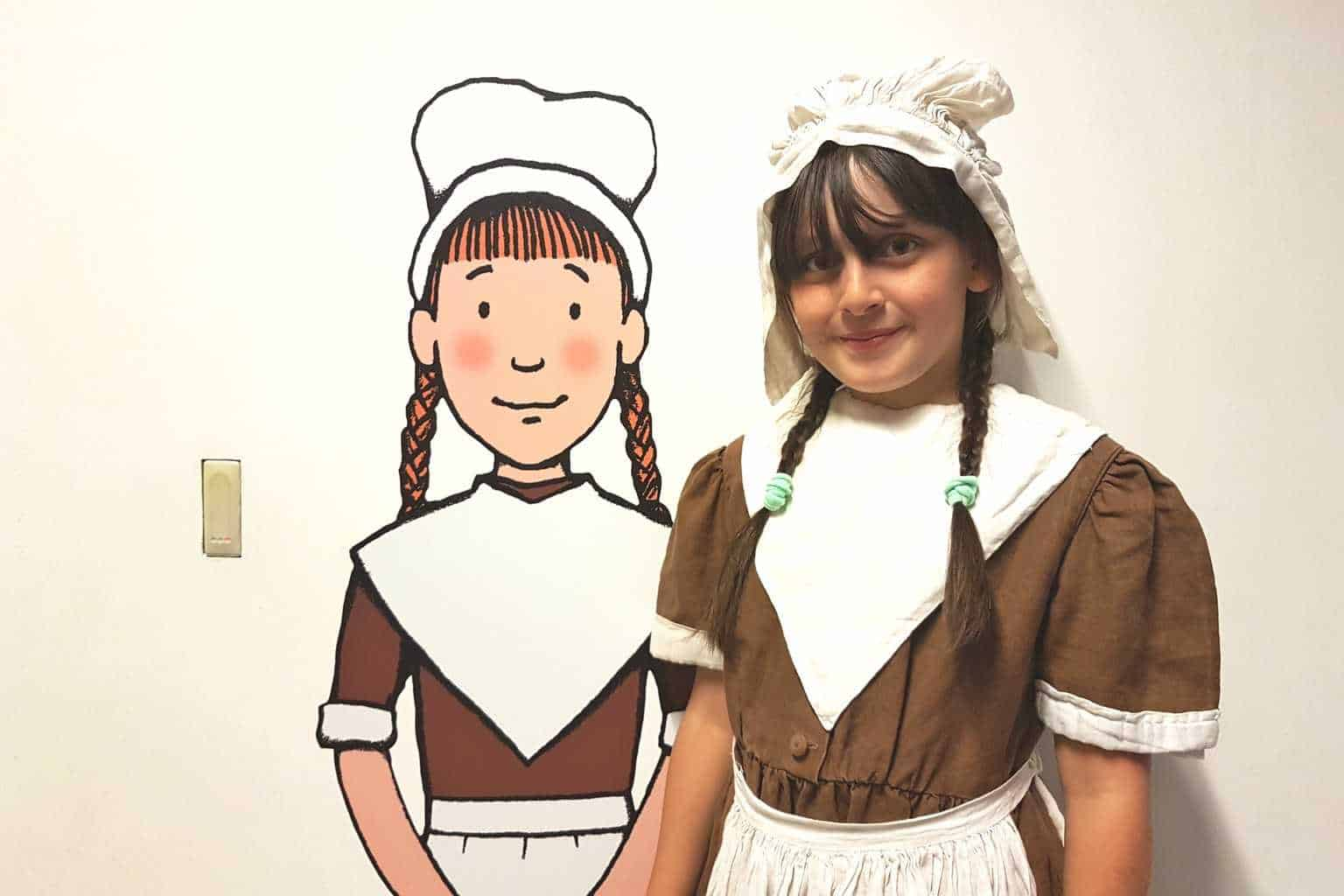 A Postcard From… Hetty Feather Exhibition
