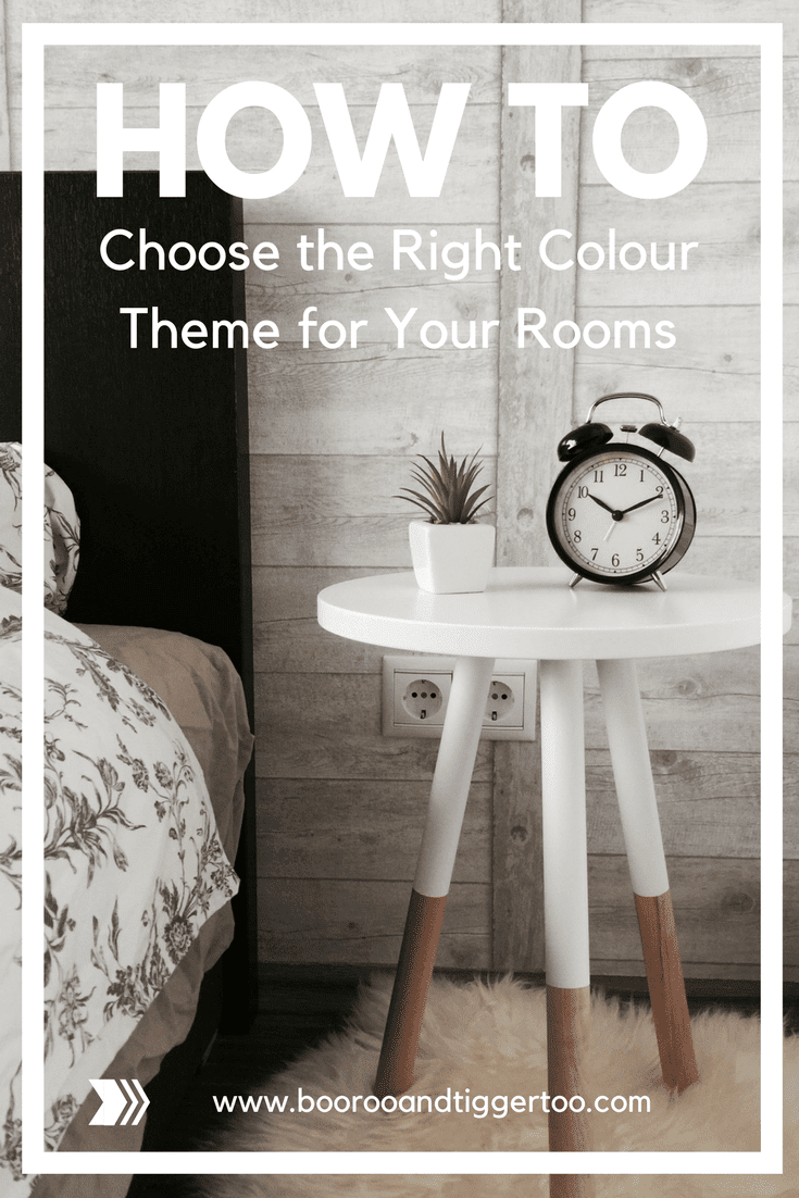 How to Choose the Right Colour Theme for Your Rooms