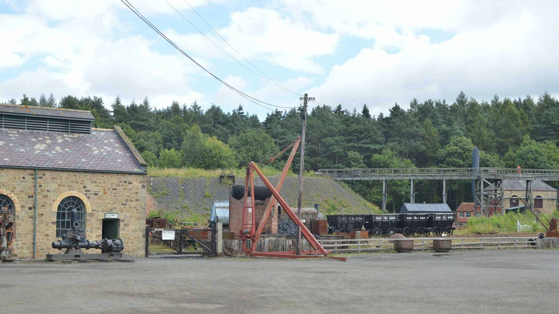 A Postcard From… Beamish Museum
